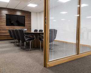 Office partioning and bespoke joinery